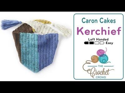 How to Crochet A Kerchief