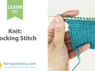 How To Knit: Stocking Stitch