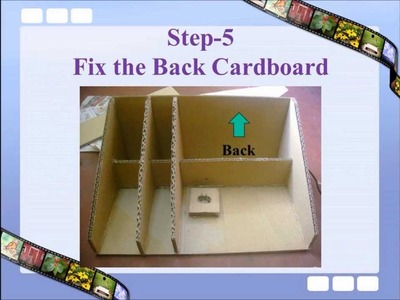 How To Make a Cardboard Laptop Stand
