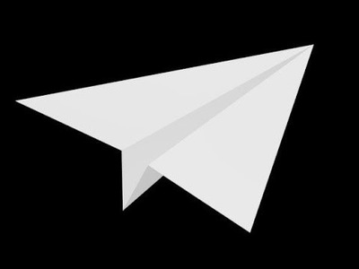 How to make a paper airplane that flies far and straight easy