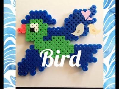 Perler Bead Bird Tutorial!