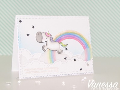 Rainbow, Unicorn And Glitter - My Favorite Things