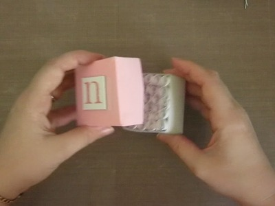 SECRET MESSAGE BOX - ORIGAMI FOR A GIFT!