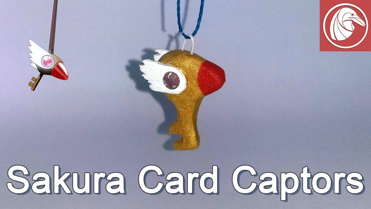 Craft #9 - Sakura Card Captors Key.Baculo