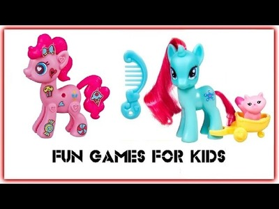 My Little Pony Toys - Rainbow Dash