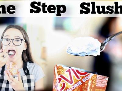 One Step Slushy | Buzzfeed DIY Tested | More Life Hacks From Fiona Frills