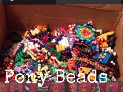 BEADSPIRATION  my pony bead Creations