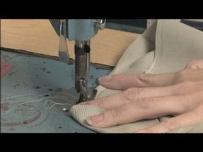 How to Hem Pants : Sewing the Bottom Hem of Pants