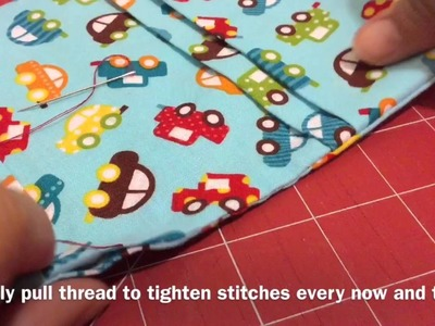 How to Make a Bible Cover for New World Translation 2013 Edition by Naturally Bueno