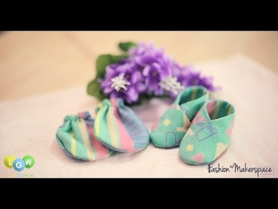 How to Make Baby Booties
