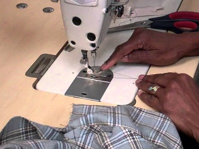 How to sew a Fly Zipper