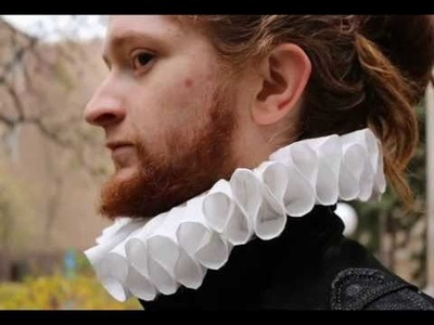 Making History: the Earl of Leicester's Neck Ruff