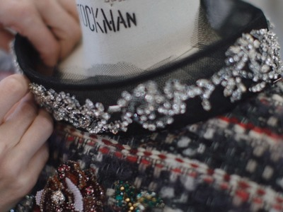 Making-of the Fall-Winter 2016.17 Haute Couture CHANEL Collection