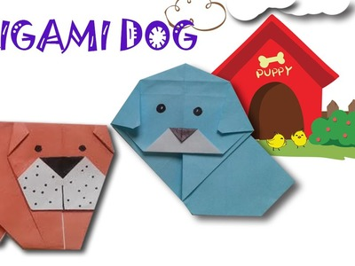 Origami Dog Tutorial - Origami Easy