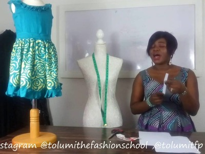 QUICK TIP 2  - SEWING STRETCHY FABRICS- NO MORE TROUBLES!