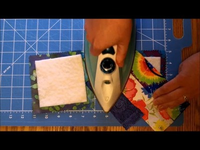 Quilt As You Go - How to Create & Join Squares
