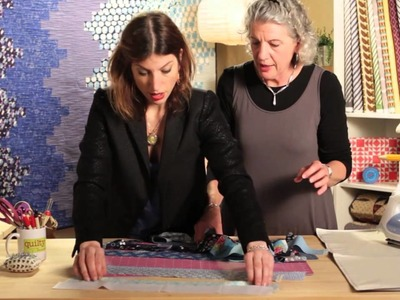 Quilty: How to Gradate Fabric