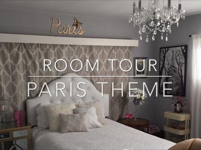 Room tour.Paris theme