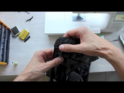 Trousers from scratch, Part 11b: Finalizing the waistband - Wrapping up