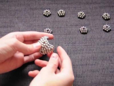 Zen Magnets - Tutorial for 3 Basic Shapes for Beginners