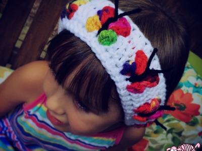 Butterfly Kiss Headband