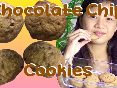 How to Make Chocolate Chip Cookies by Kids' Toys