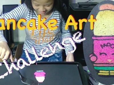 Pancake Art Challenge Shopkins (Flava Ava) by Kids' Toys