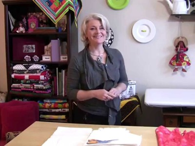 Ripping or tearing your quilt fabric.