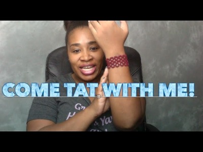 TAT TANTASTIC LET MAKE A AWESOME BRACELET * RING AROUND THE WRIST ""
