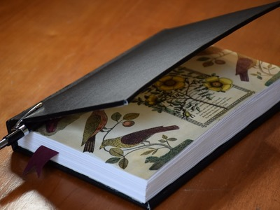Book Binding - Hand Made Sketch Book