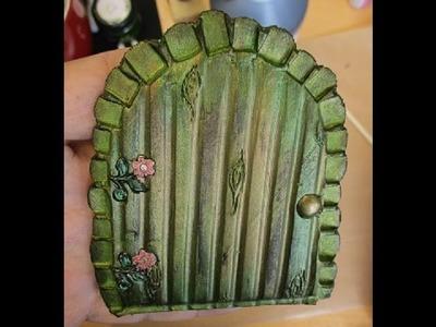 Miniature Fairy Door Tutorial - jennings644