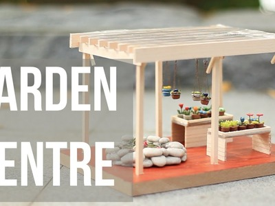 Miniature Garden Centre (Polymer Clay)