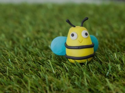 Modelling Clay - How to Make a Honey Bee (Beginner Level)