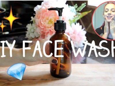 DIY Face Wash for Acne Prone Skin. Holly Burleson