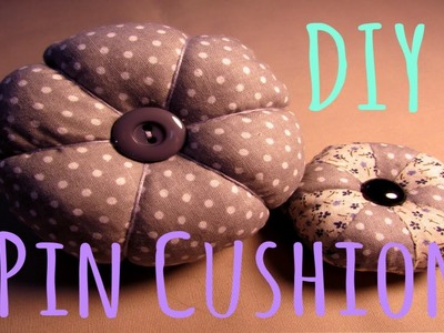 DIY Pin Cushion
