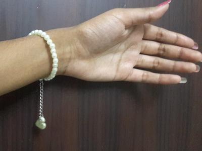 DIY Simple and Beautiful Bracelet #2
