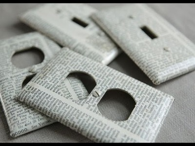 DIY Of Newspaper Is Very Cool , Making Of Pen Stand