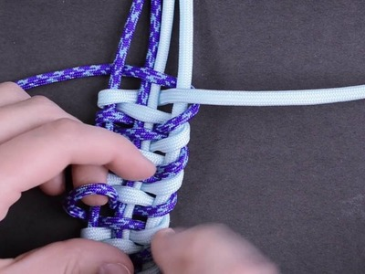 How to Tighten the Boa Weave Paracord Bracelet (2 of 3)