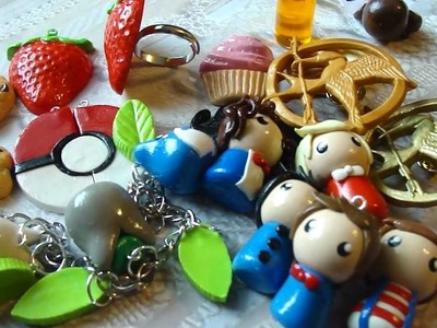 Charm Update : One Direction Charms :)