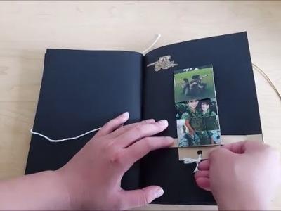 DIY Scrapbook for a S.O.