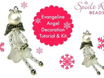 Evangeline Angel Decoration