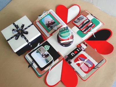 EXPLODING BOX - HAPPY BIRTHDAY