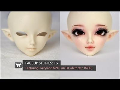 Faceup Stories: 16
