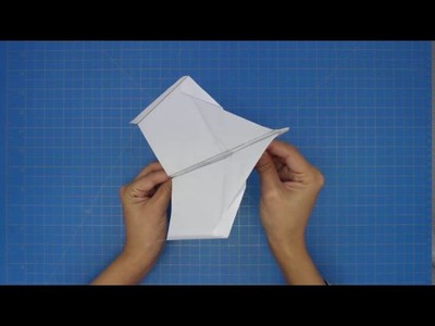 Fold 'N Fly ✈ The Soaring Eagle Paper Airplane