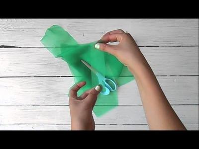 How to Make a Christmas Wreath Dog Collar