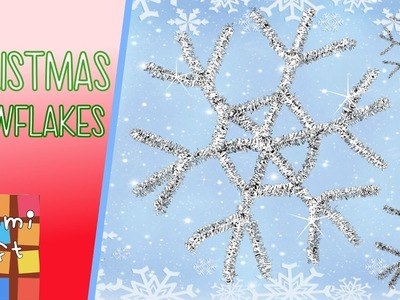 How to Make Snowflakes - Tutorial - Great for Kids