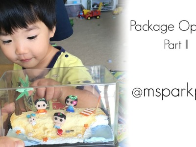 MsParkPark Trade Package Opening PART 2 ft. Timmy