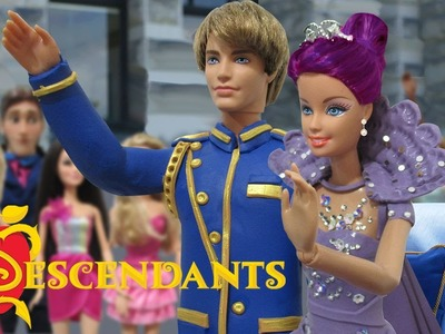 "Play Doh Disney ""Descendants"" Mal & Ben  Inspired Costumes"