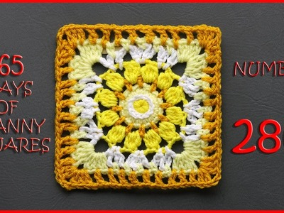 365 Days of Granny Squares Number 280