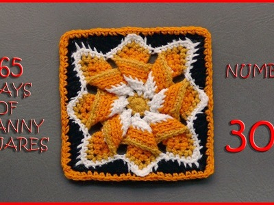 365 Days of Granny Squares Number 305